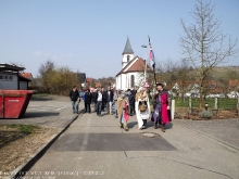 Exkursion im Schatten der Burg Kuernberg am 15.03.2015-5